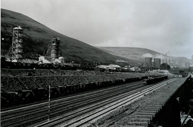 The Steel Works - Lime Plants